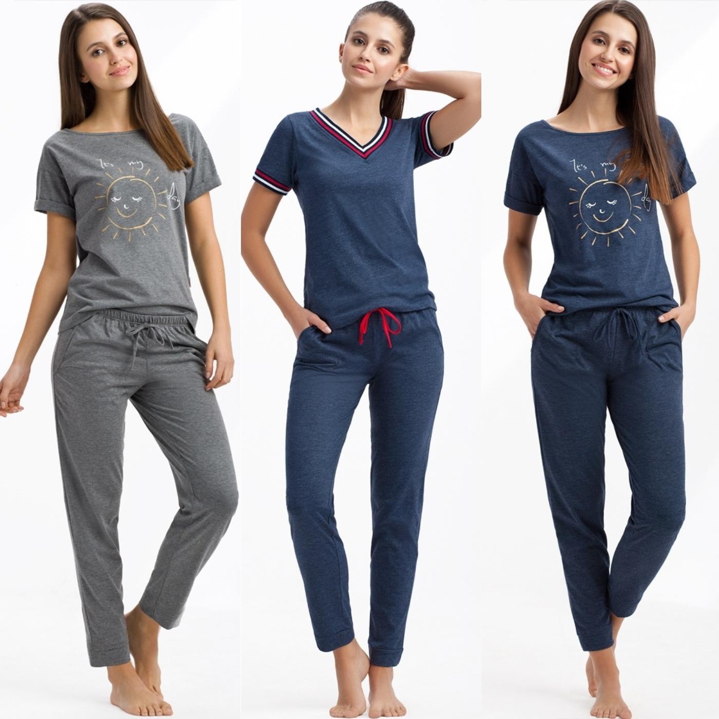 Пижамы женские Luna купить
