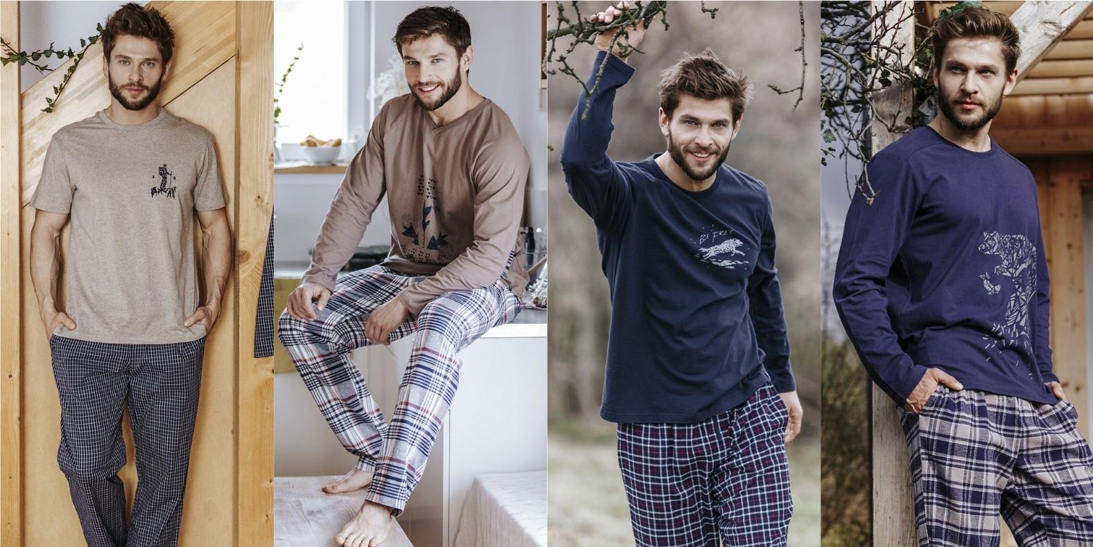 Пижамы мужские Key купить