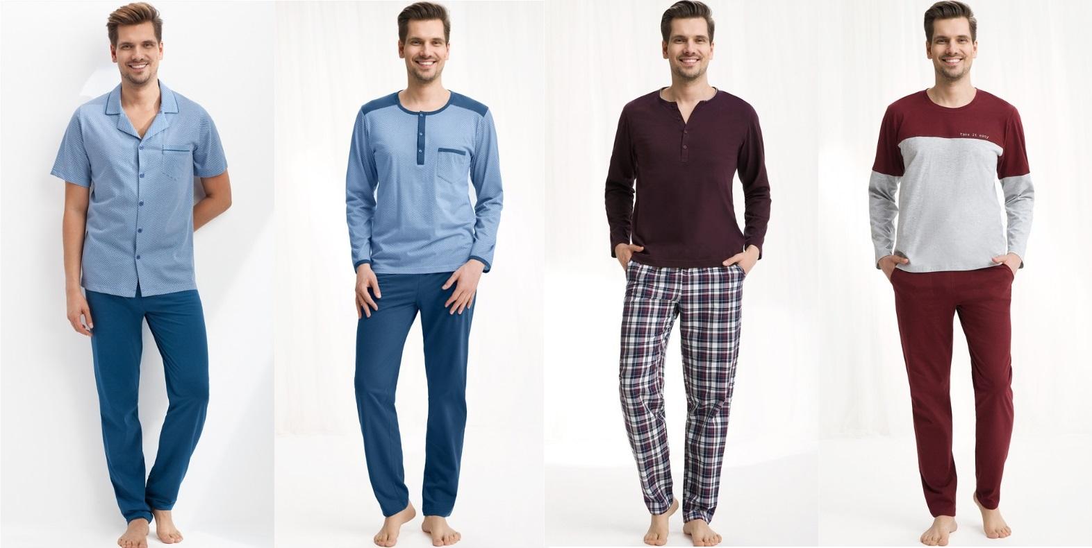 Пижамы мужские Luna купить