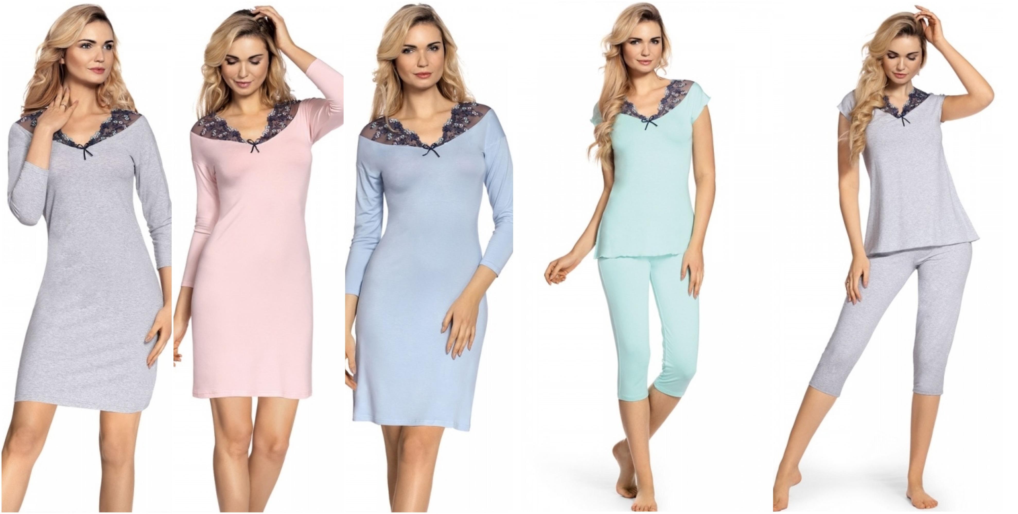 Ночные сорочки и пижамы De Lafense купить