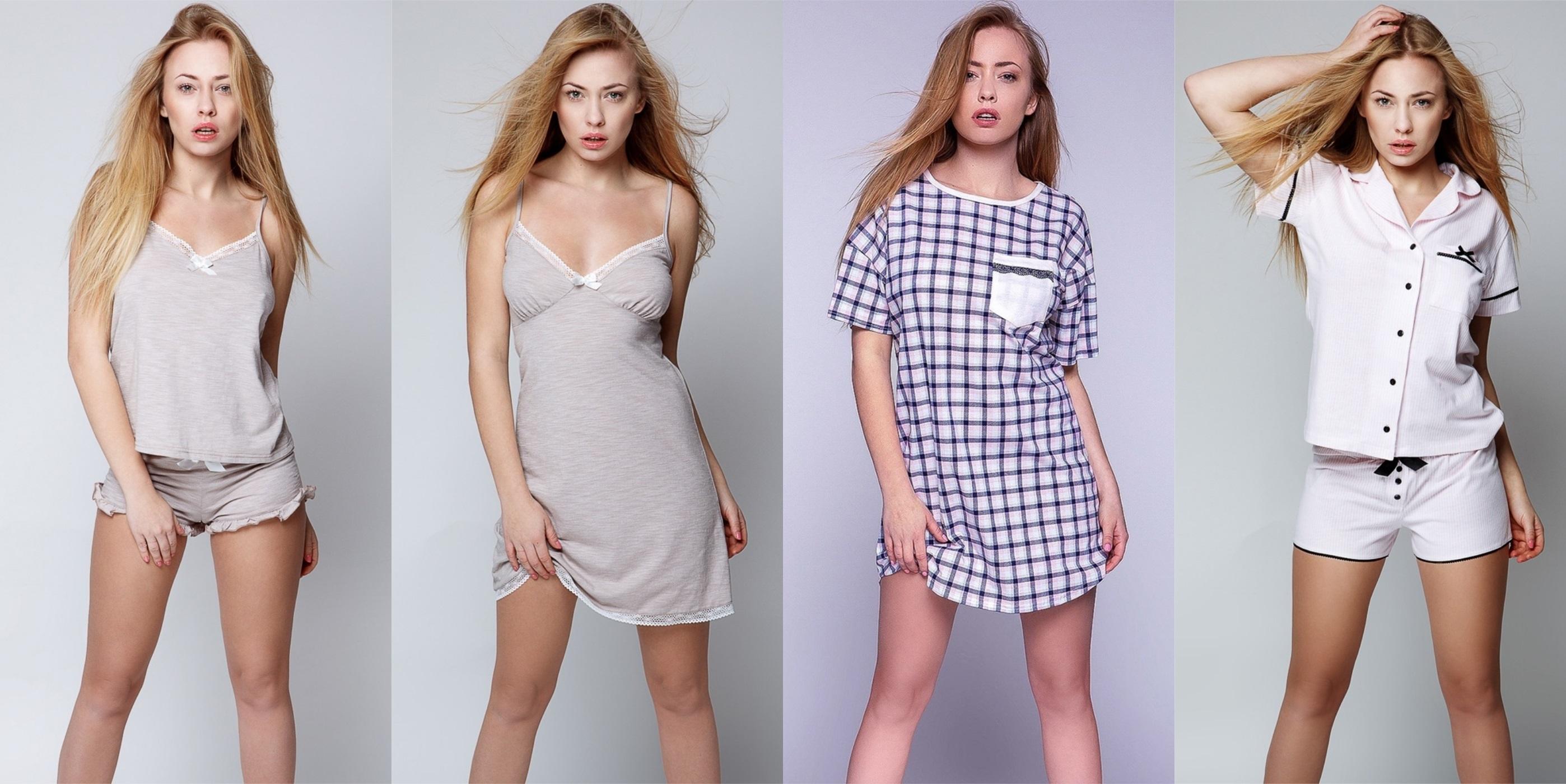 Пижамы женские и ночные сорочки Sensis купить