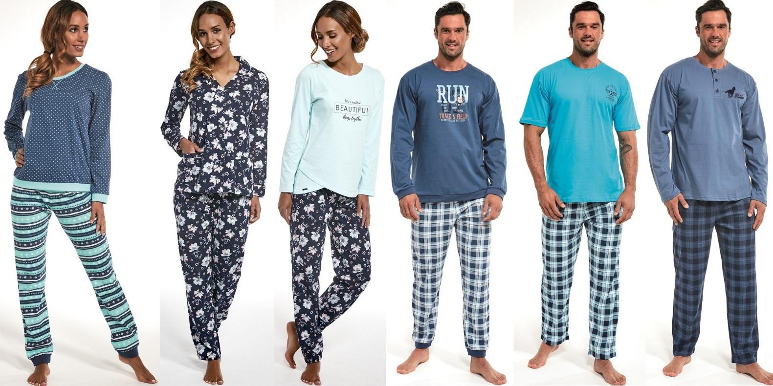 Пижамы женские мужские Cornette купить