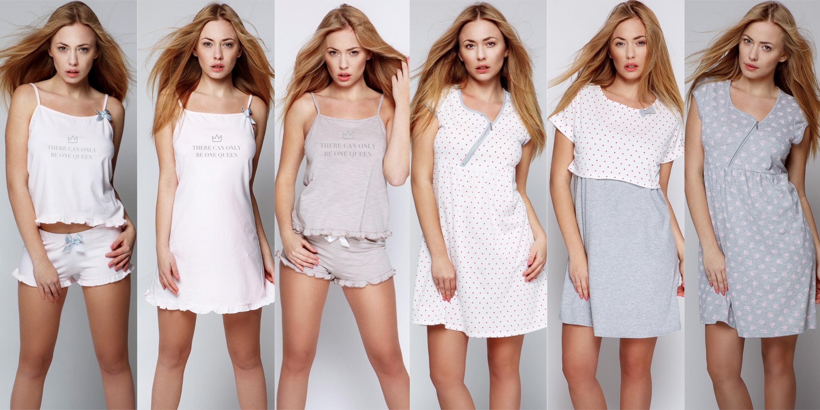 Женские пижамы и ночнушки для беременных и кормления Sensis купить