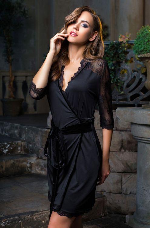 1e8a3136ca4737e Халат женский Elegance de Lux Mia-Mia 12033 купить 12033 - ШЕЛК ...