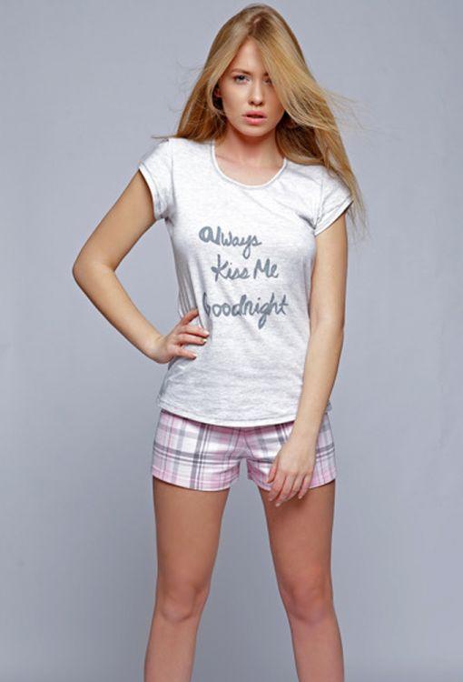 4dd59e8d8ba09 Пижама женская Summer Sensis купить 08-09 - ПИЖАМЫ ИЗ ХЛОПКА ...