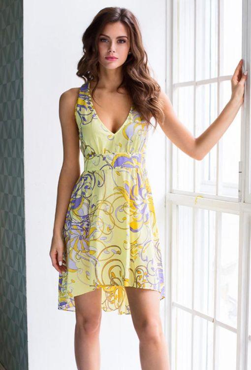 373955ce8b52 Сарафан Mia-Mia Limonchella 16220 купить в интернет магазине 16220 ...