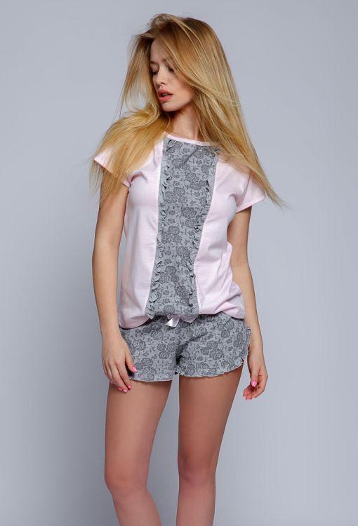 09e034c5103a6 Пижама женская Diana Sensis купить 07-32 - ПИЖАМЫ ИЗ ХЛОПКА - relish ...