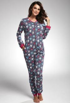 fd9ae8a74dd1 Пижама женская Cornette Shine 655-163 купить 655-163 - ПИЖАМЫ ИЗ ...