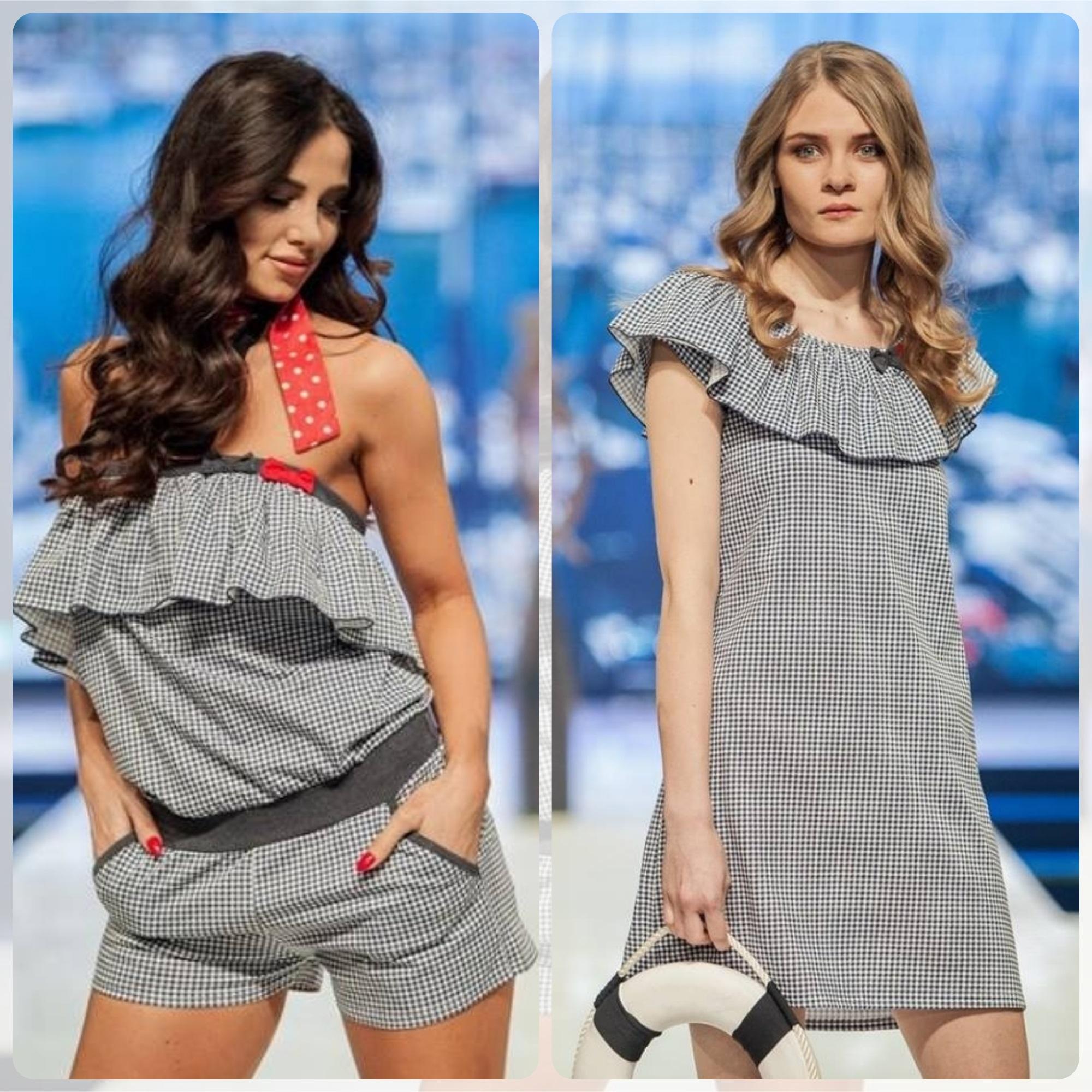Одежда для дома и сна Sensis на выставке Salon Bielizny