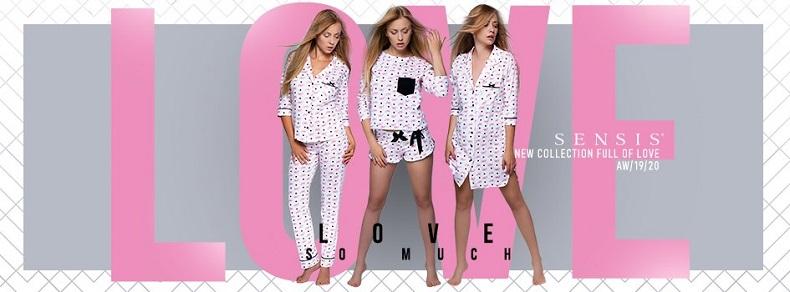 Sensis ночнушки женские пижамы и халаты