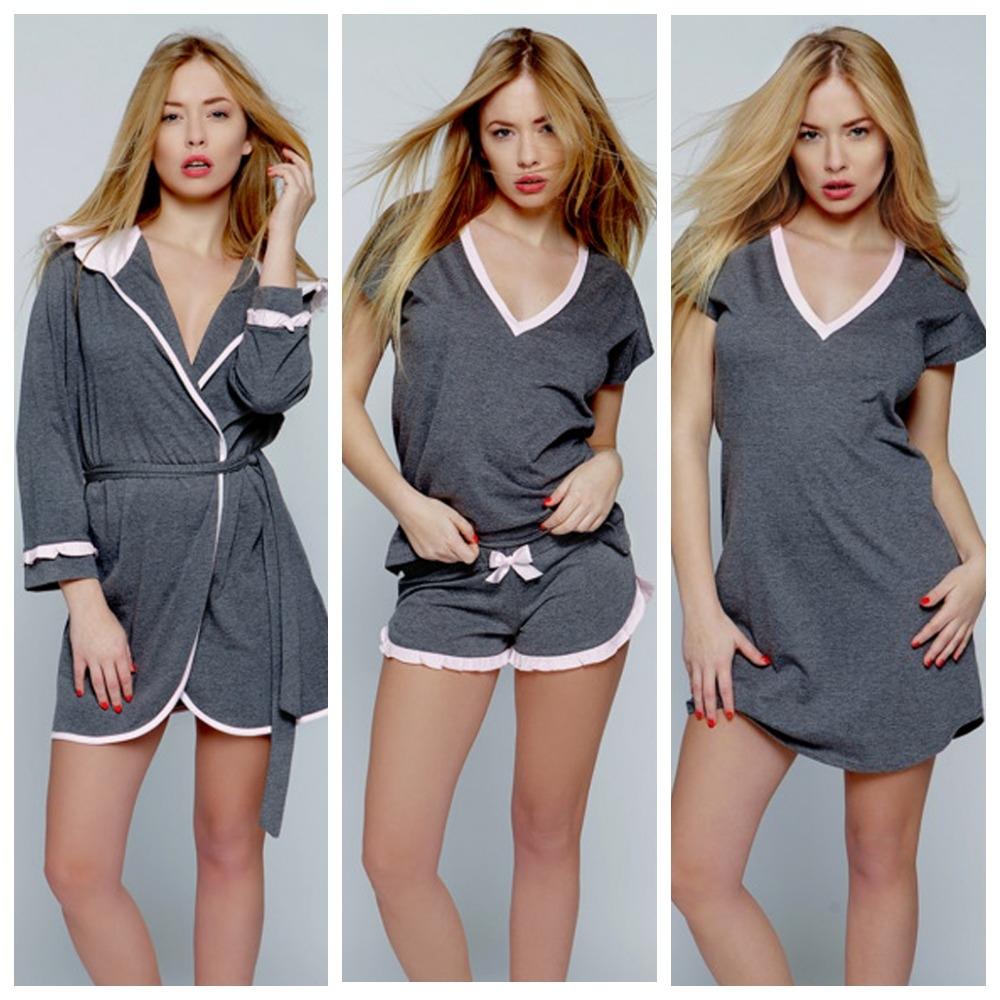 Женские сорочки, пижамы и халаты Sensis