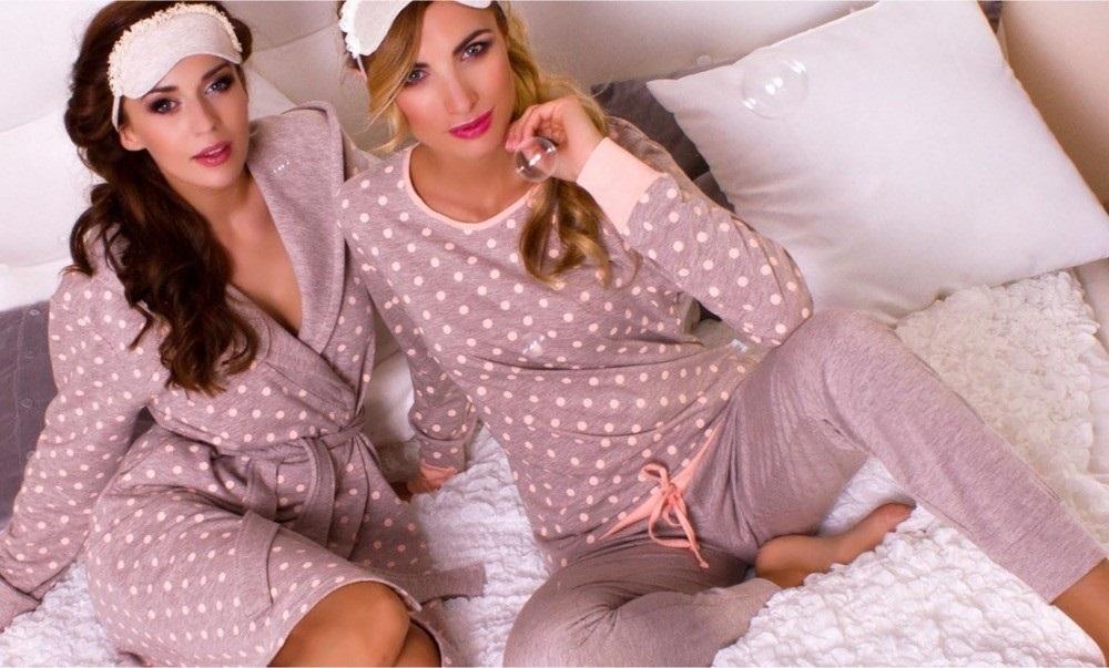Женские пижамы, халаты, сорочки, комплекты DobraNocka купить интернет-магазин Киев