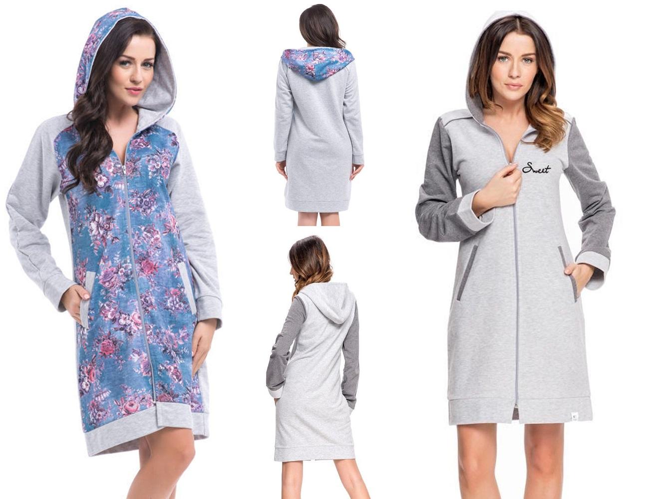 Женские халаты хлопок DobraNocka купить интернет-магазин Киев