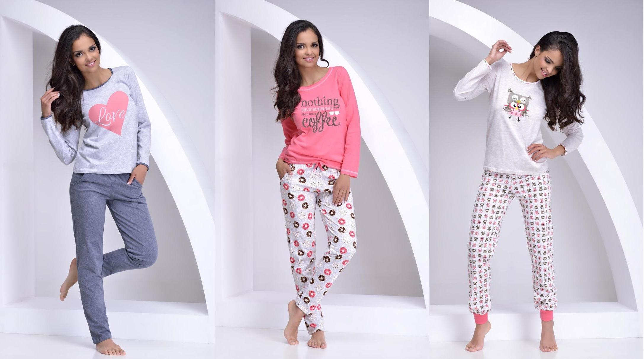 Женские пижамы TARO Польша купить в интернет магазине relish.com.ua