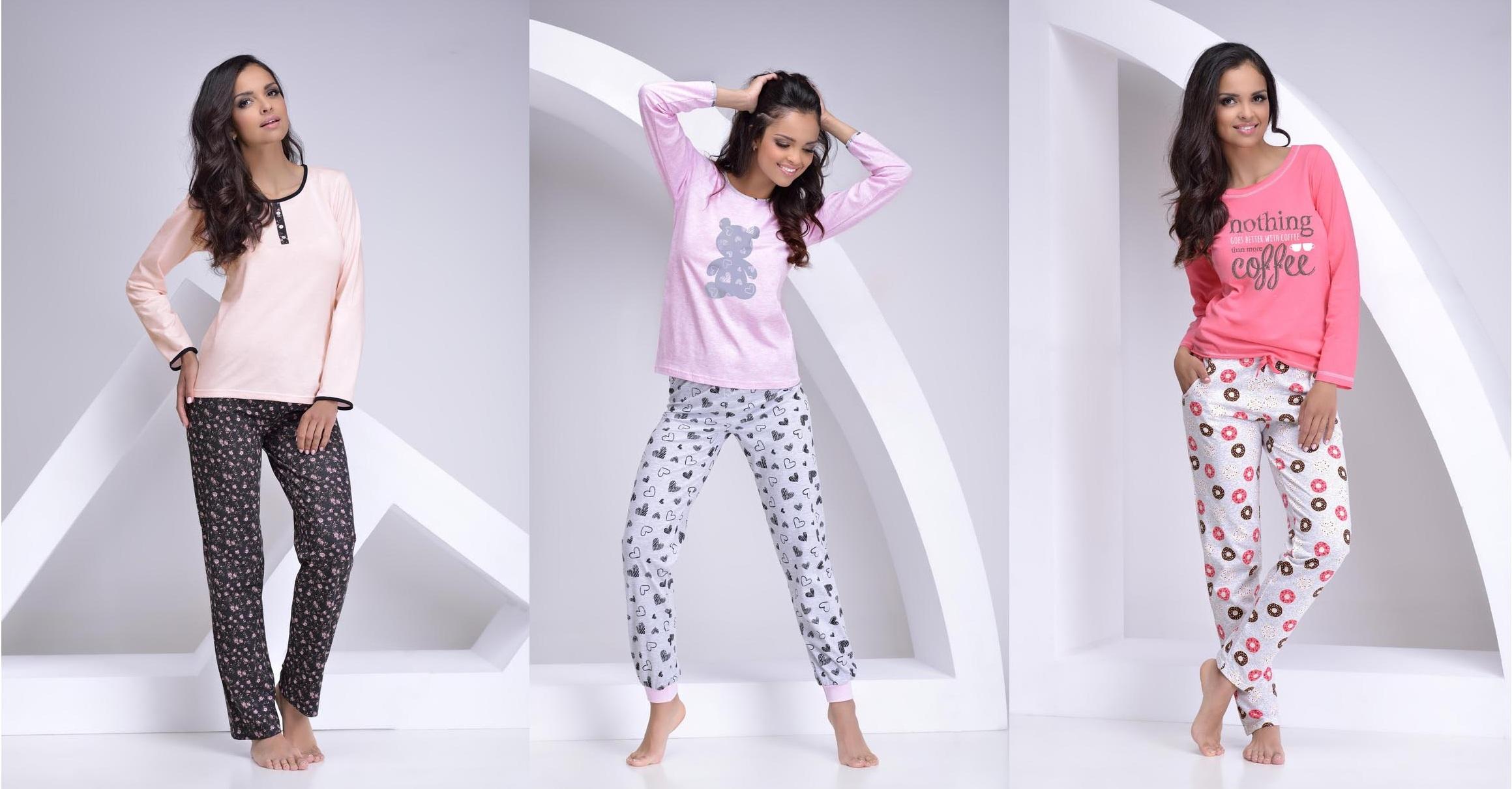 Женские пижамы TARO хлопок купить интернет магазин relish.com.ua