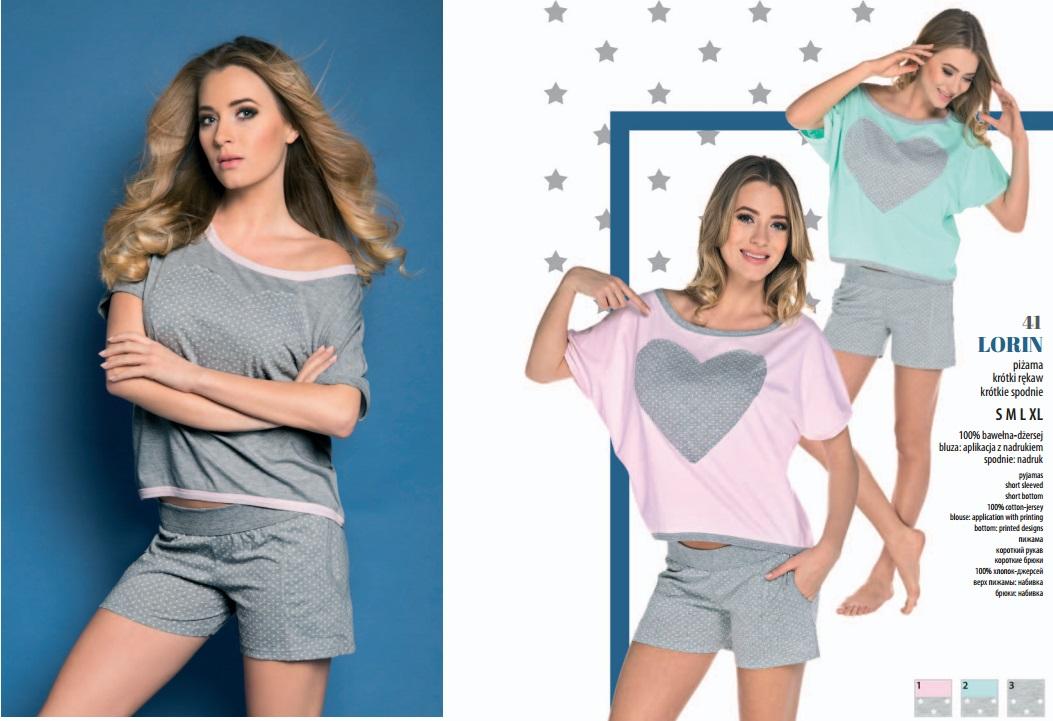 Пижамы сорочки халаты Italian Fashion Польша купить интернет магазин relish.com.ua