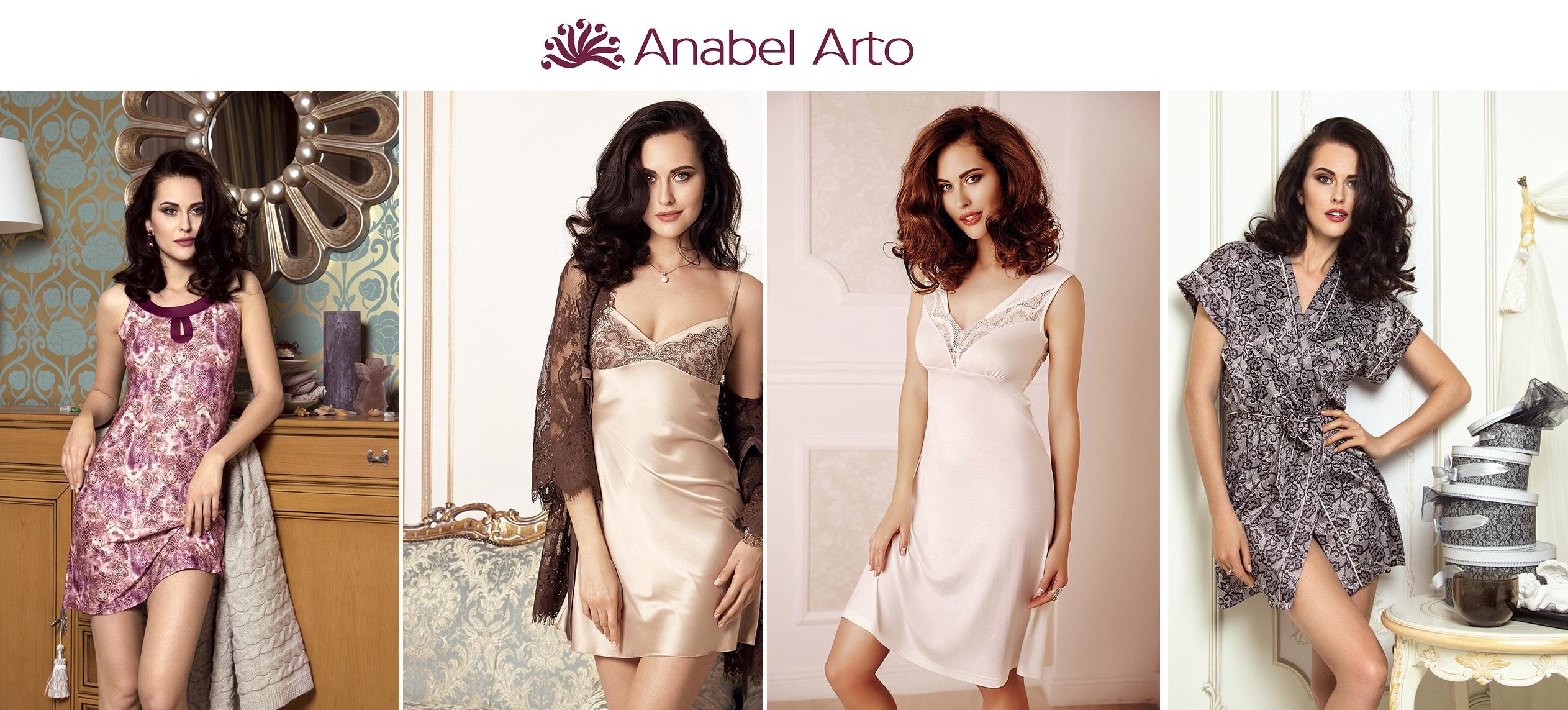 Интернет Магазин Женской Одежды Анабель С Доставкой
