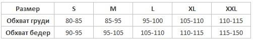 Dkaren таблица размеров сорочки халаты