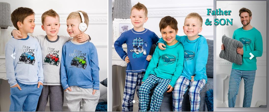 Детские пижамы для мальчиков купить Taro