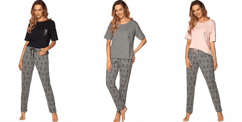 пижамы женские зимние