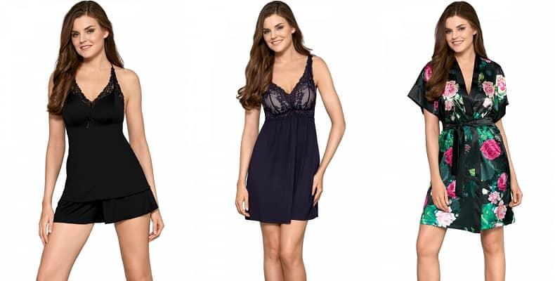 Ночнушки и пижамы женские в новой коллекции от Babella