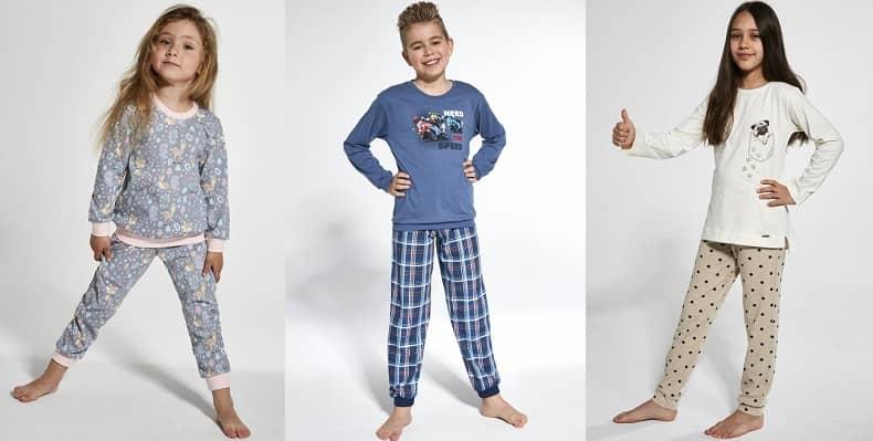 Милые пижамы детские в новой коллекции от Cornette