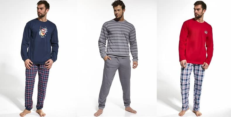 Cornette пижамы мужские