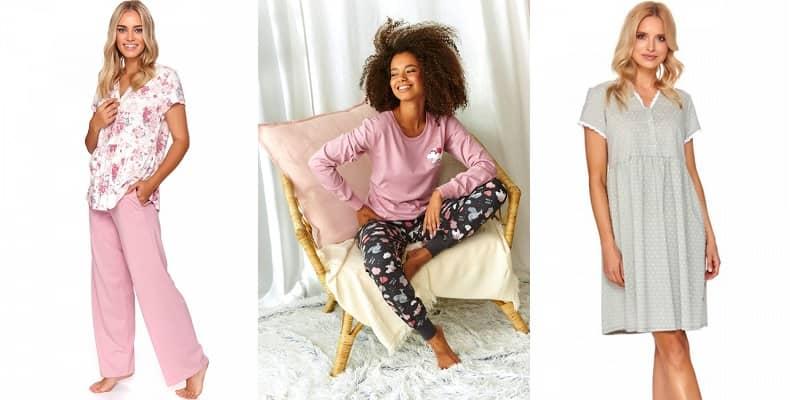 Стильные ночнушки и пижамы женские на сезон осень-зима от Doctor Nap