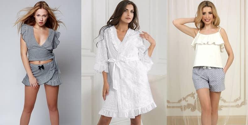 пижама женская купить