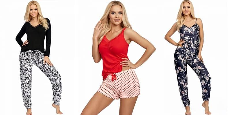 Новая коллекция пижам от польского бренда Donna
