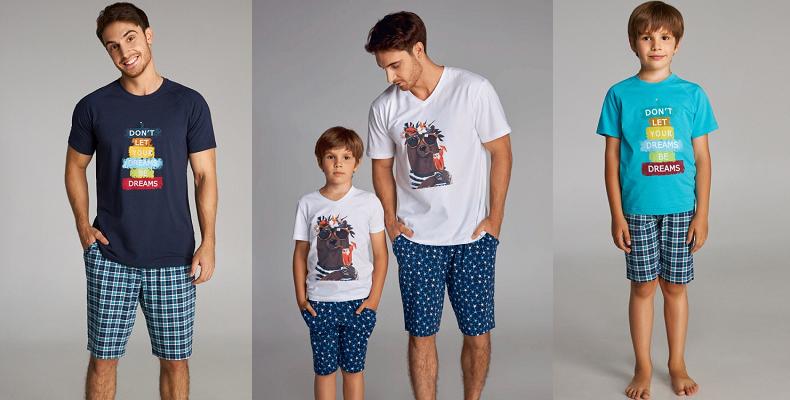 Самые стильные пижамы для любимых мужчин от Ellen