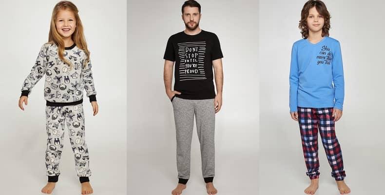 Ellen пижамы детские и мужские