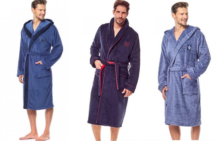Мужские халаты к Дню Святого Валентина