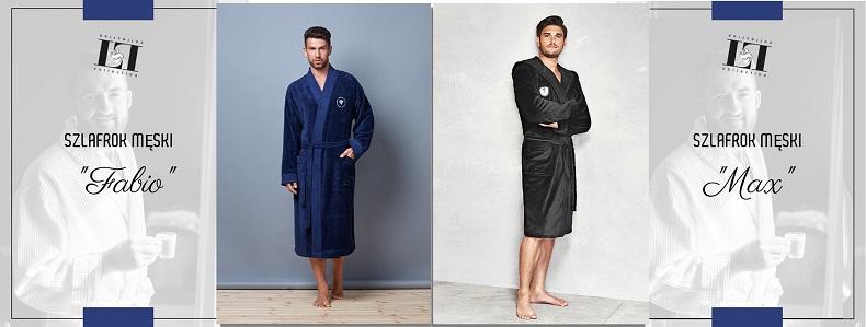 Халаты мужские L&L