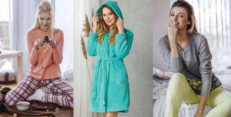 Key идеальные пижамы и халаты для  женщин