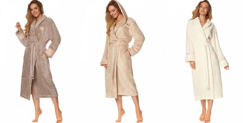 Идеальные зимние халаты в новой коллекции от L&L