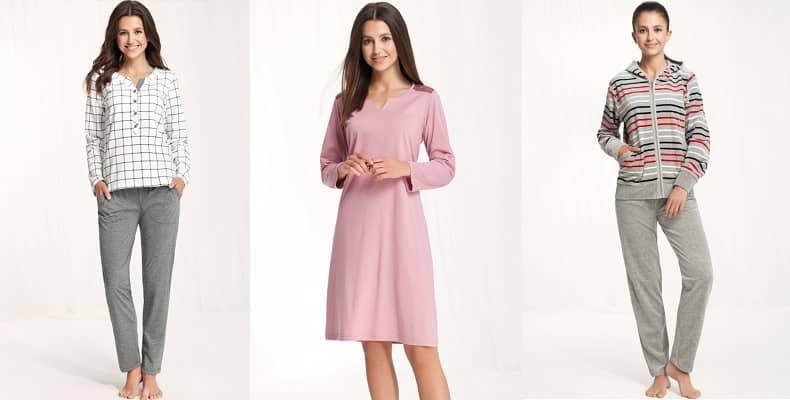 Женская одежда для дома и сна в новой коллекции от Luna