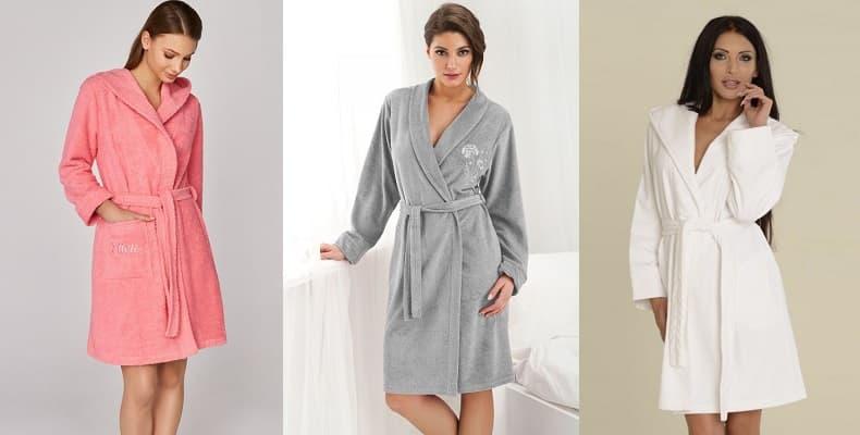 Как ухаживать за махровым халатом