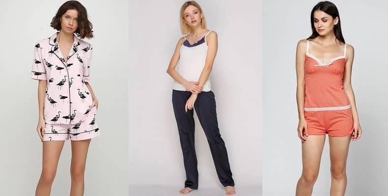 Стильная коллекция женских пижам от Maria Lenkevich
