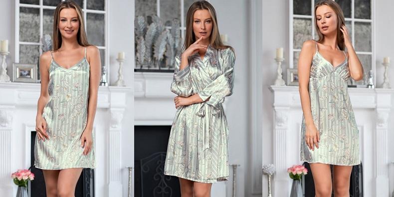Katrin - новая шелковая коллекция от Mia-Mia