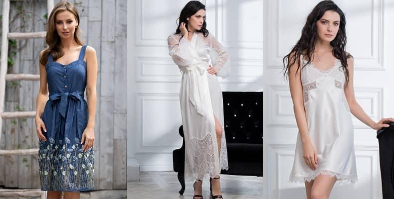 Mia-Mia женская домашняя одежда