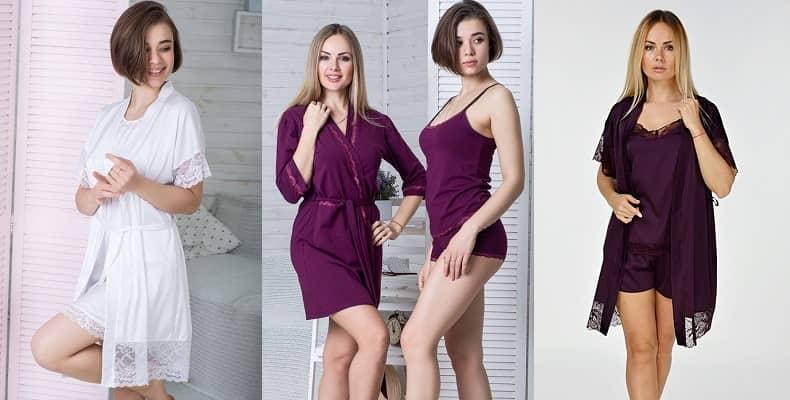 MiaNaGreen женская домашняя одежда