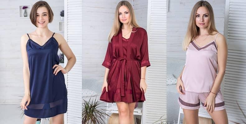 Потрясающая коллекция одежды для сна от MiaNaGreen