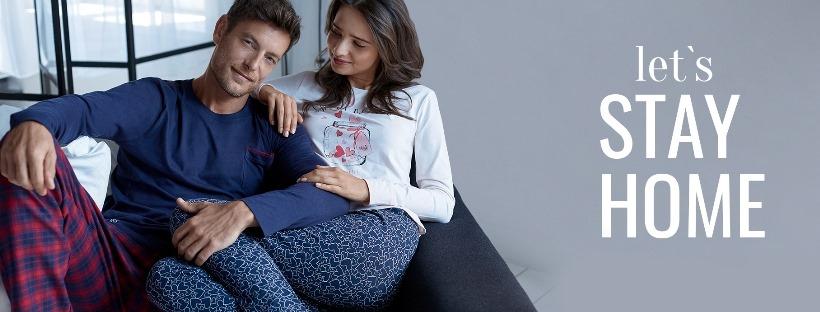 Мужские пижамы Henderson