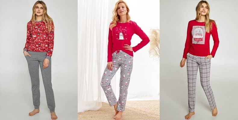 новогодние пижамы