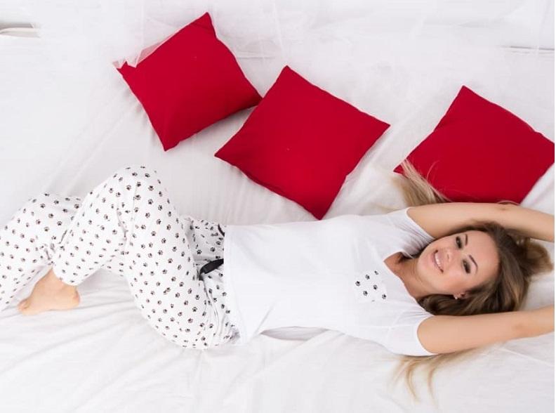 Пижама женская MiaNaGreen для подарка