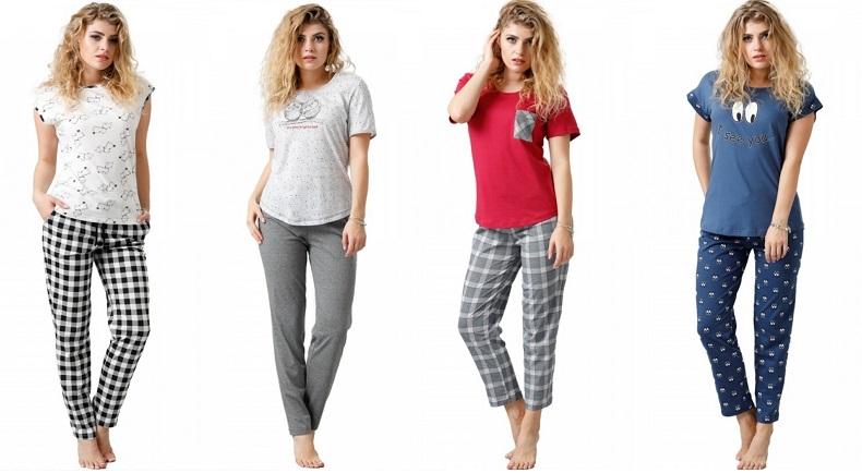 Ночнушки и пижамы от M-Max - весна-лето 2020