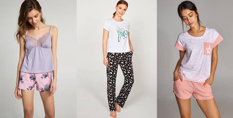пижамы женские из хлопка