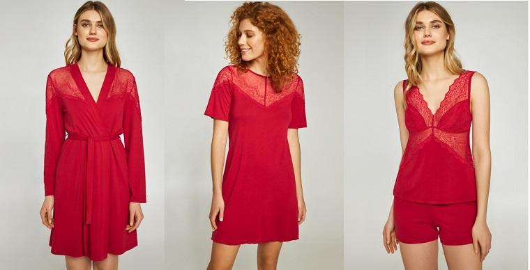 Коллекция домашней одежды Ruby от Ellen
