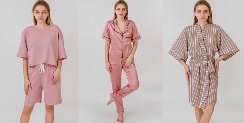 Нежная коллекция домашней одежды от Serenade